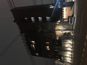 北海道本社夜